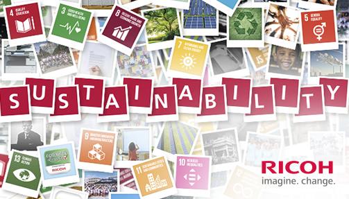 In partenza il Global SDG Action 2019 di Ricoh