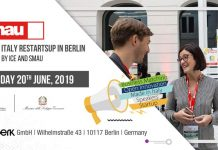 Al via Smau | Italy RestartsUp in Berlin