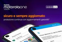 motorola one vision: design, innovazione e Android One