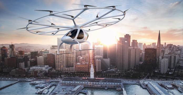 Citytech 2019 porta a Milano la mobilità urbana aerea