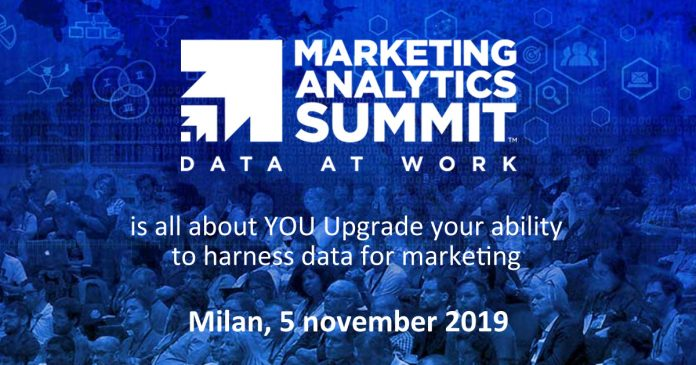 A Milano la prima edizione italiana del Marketing Analytics Summit
