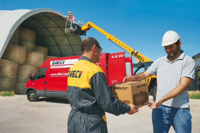Azienda dieci e fleet management