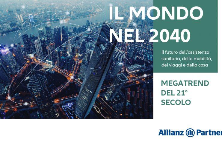 The World in 2040: tutti i trend dei prossimi 20 anni