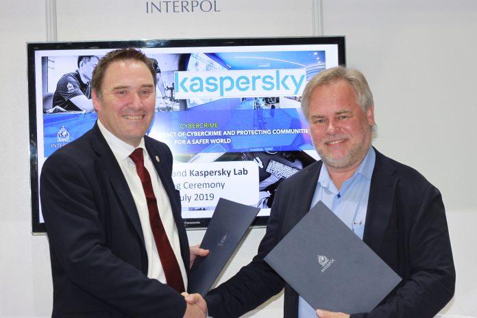 Kaspersky e INTERPOL insieme contro il cybercrime