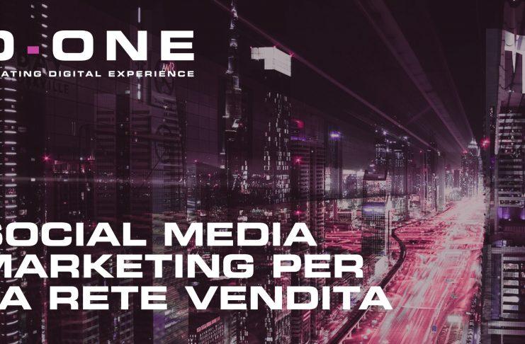 O-One: formazione aziendale su Social Media Marketing