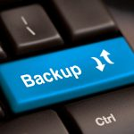 fare il backup
