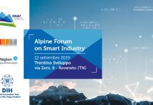 Alpine Forum on Smart Industry: quali opportunità per le PMI?