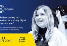 EIT Digital Conference: For a strong digital Europe
