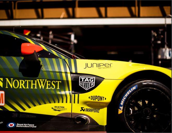 Aston Martin sceglie il networking di Juniper Networks