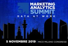 Arriva la prima edizione italiana del MAS – Marketing Analytics Summit