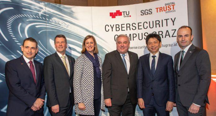 SGS Graz cyberlab