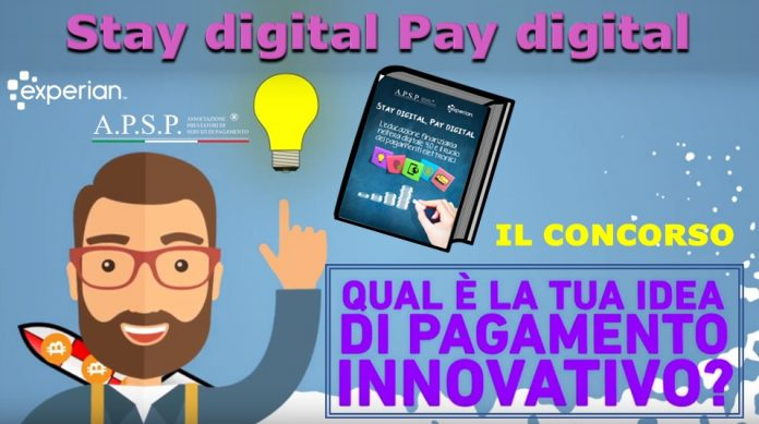 Stay Digital Pay Digital: il concorso