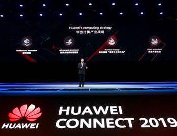 Atlas 900: da Huawei il training cluster AI più veloce al mondo