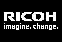 logo_ricoh_white e docuware