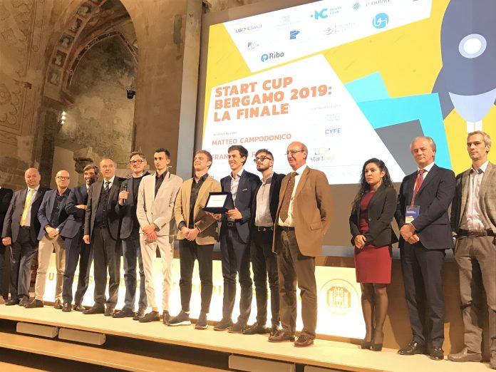 U-MILES si aggiudica la X edizione di Start Cup Bergamo