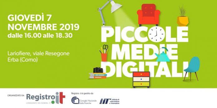 Arredo and Design per l'ultima tappa di Piccole Medie Digitali