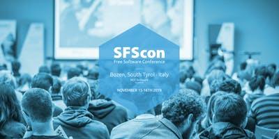 Save the date: torna a Bolzano la 19° edizione di SFScon