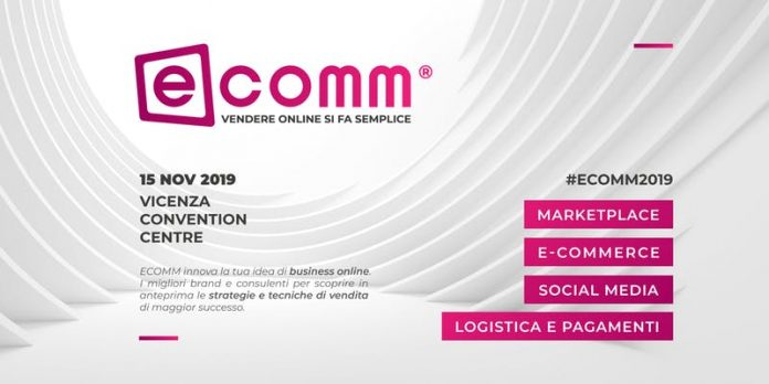 ECOMM: Vicenza capitale italiana del web marketplace