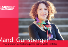 Mandi Gunsberger al Marketing Business Summit 2019
