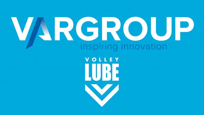 Var Group è Exclusive Innovation Partner di Lube Volley