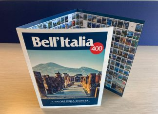 Bell'Italia 400 - Materiale realizzato con Ricoh Pro C9200