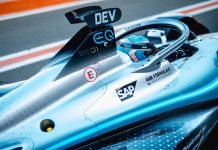 Il team Mercedes-Benz EQ debutta in Formula E grazie a SAP