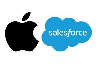 Apple e Salesforce annunciano la loro partnership strategica
