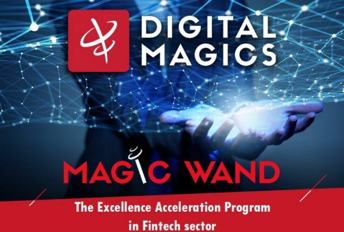Magic Wand Fintech, Insurtech, Blockchain e Cybersecurity