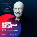 Philip Kotler al World Marketing Summit