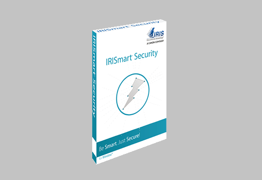 Estrai i dati dai documenti con IRISmart Security