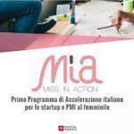Entra nel vivo la seconda edizione di MIA – Miss in Action