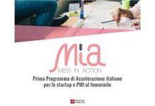 Al via la seconda edizione di MIA – Miss In Action