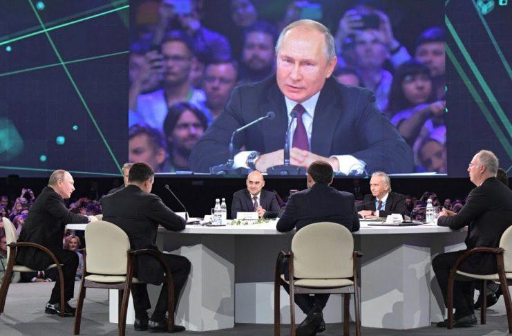 Artificial Intelligence Journey, Putin: Russia leader mondiale dell'AI