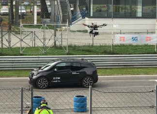 Il 5G TIM in Lombardia parte dal Monza Eni Circuit
