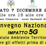 Convegno Nazionale-Impatto 5G: l'elettrosmog è un pericolo?