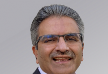 Dhrupad Trivedi_ new CEO A10 networks LD