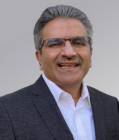 Dhrupad Trivedi_ new CEO A10 networks LD