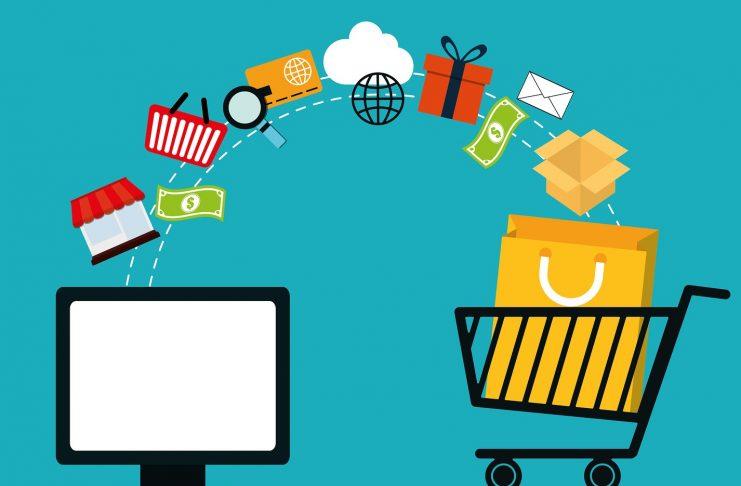 shop online locali, Nielsen, Sendcloud