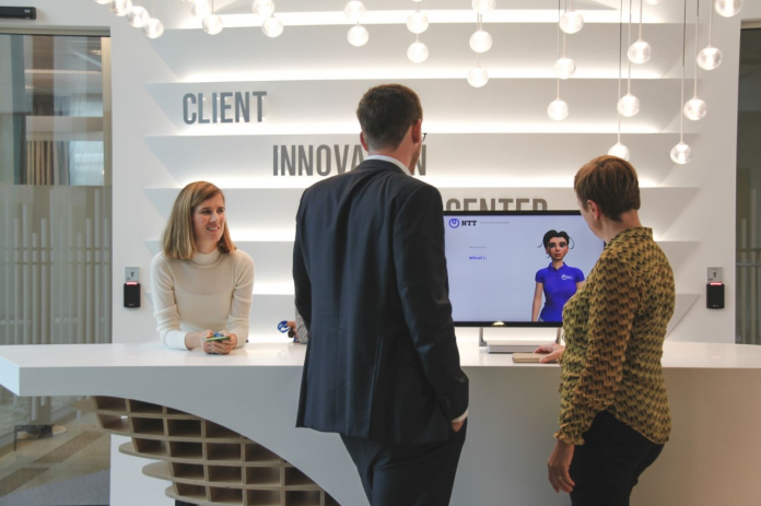 NTT inaugura il proprio Client Innovation Center a Bruxelles