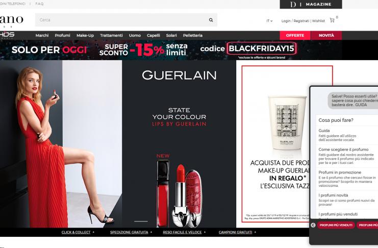 Site by Site e Ditano.com: Voice Search applicato al Retail online