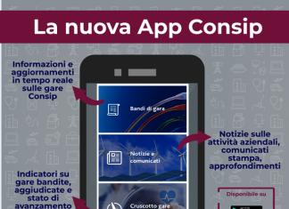 Informazioni in tempo reale sulle gare con la nuova App Consip