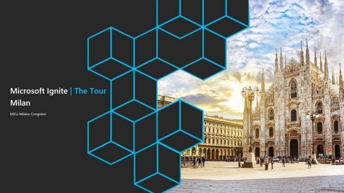 A Milano la tappa italiana di Microsoft Ignite The Tour