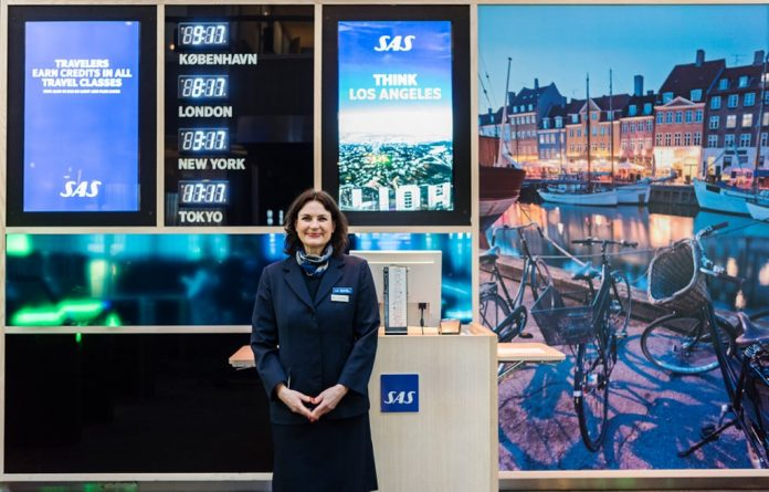 Scandinavian Airlines: software Scandit nella app mobile