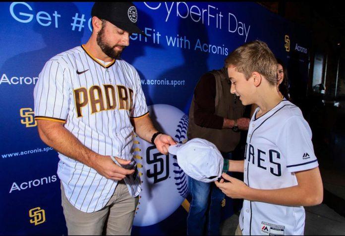 I San Diego Padres scelgono la cyber protection di Acronis
