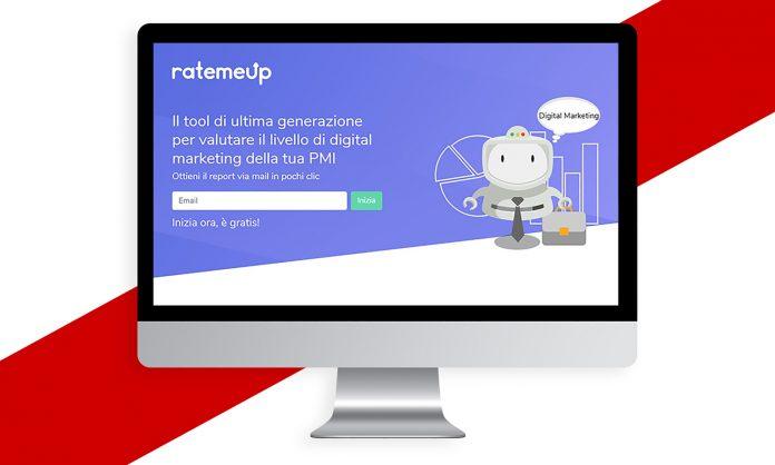 Ratemeup: scopri il tuo Digital Marketing Readiness Index