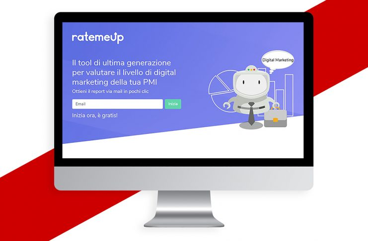 Ratemeup: scopri il tuo Digital Marketing Readiness Index