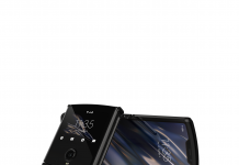 Attesa finita per motorola razr, lo smartphone con display flessibile