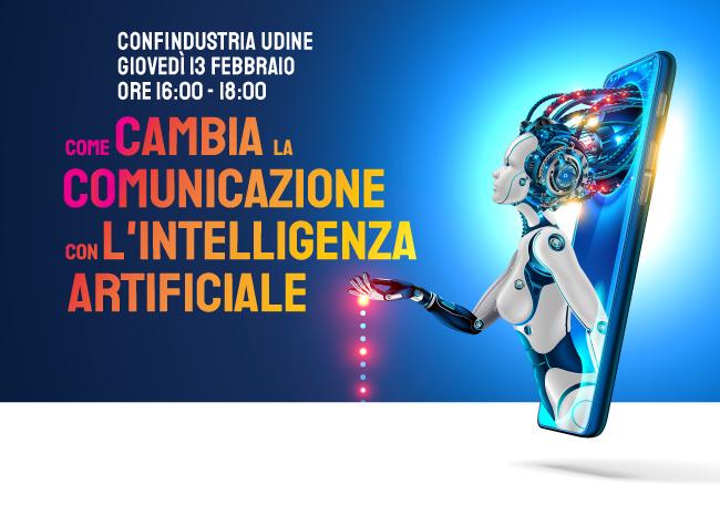 Marketing e AI: un seminario per manager e imprenditori