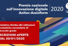 Anitec-Assinform presenta il Premio Nazionale sull'Innovazione Digitale