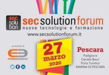 Formazione, Tecnologie e Convergenza a Secsolutionforum 2020